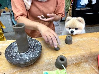 手作り益子焼のお店 ひといろ陶房