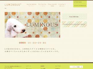 BOUTIQUE-SALON LUMINOUS