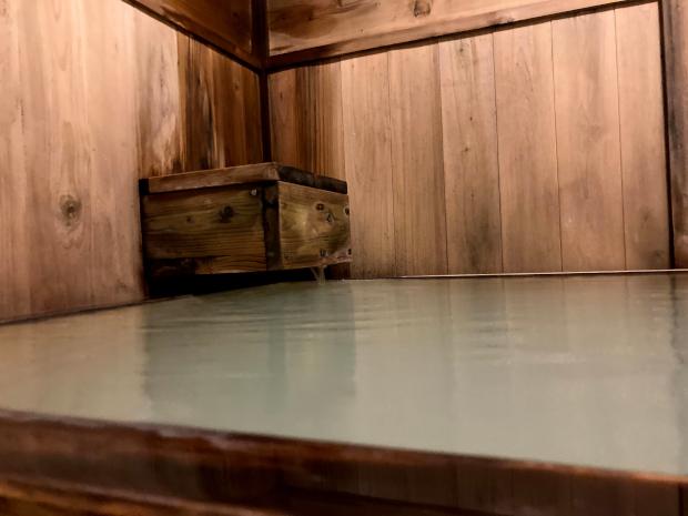 草津温泉にある1棟貸切の温泉宿