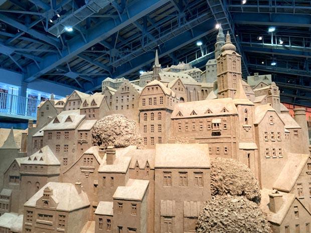 鳥取砂丘ミュージアム